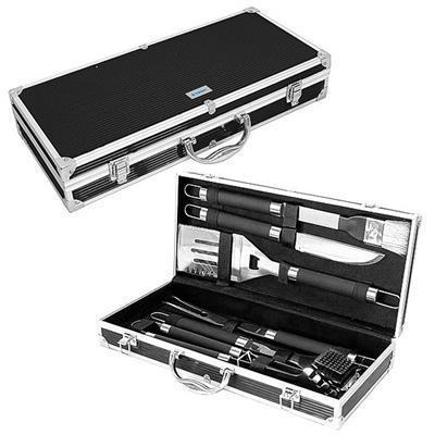Elba 6 Piece BBQ Set